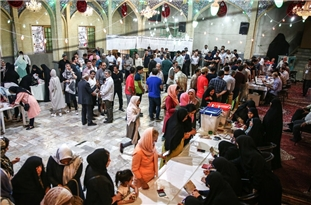 Iran Extends Voting Hours for Twin Elections by Two Hours
