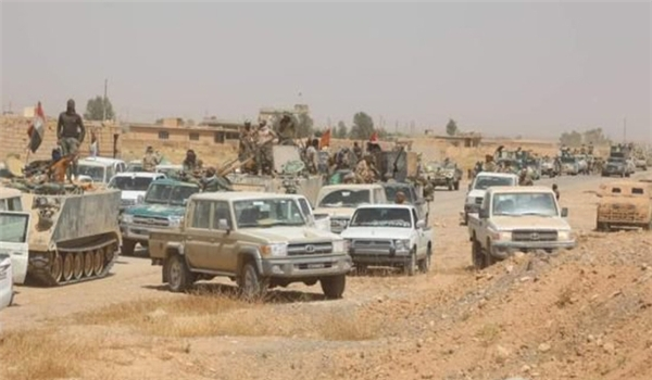Iraqis Condemn US Aggression, Warn to Expel American Army by Force