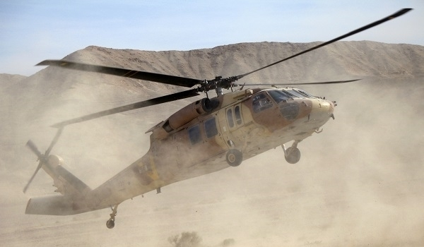 Iraqi MP Warns of Unknown Helicopters, Planes' Landing in Regions of ISIL Presence