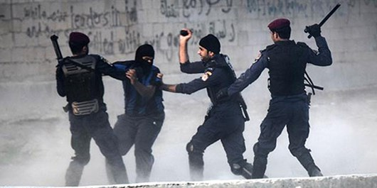 Why Amnesty International Never Condemns Bahrain's Arms Suppliers