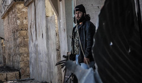 Turkey-Backed Militants Ready to Enter Key City in Northern Syria