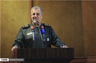 Commander: Police Border Guards, IRGC Ground Forces Stand Strong against Any Insecurity at Borders