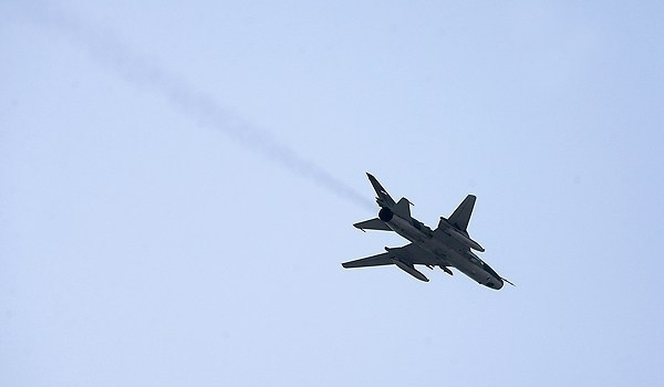IRGC's Fighter Jets Equipped with New Air-to-Ground Missiles