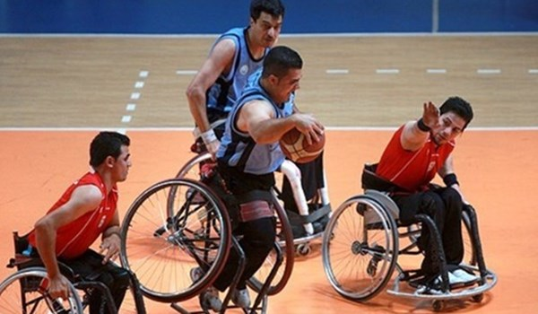 Iran Finishes 3rd at Asian Wheelchair Basketball Championships