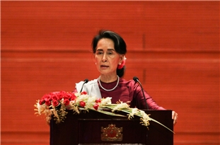 Edward Corrigan: Aung San Suu Kyi Willfully Blind to Myanmar Military Genocide