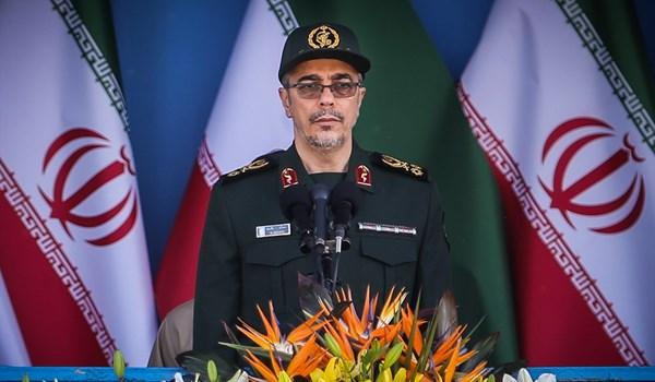 Top Commander: IRGC's Military Satellite to Bolster Iran's Deterrence Power