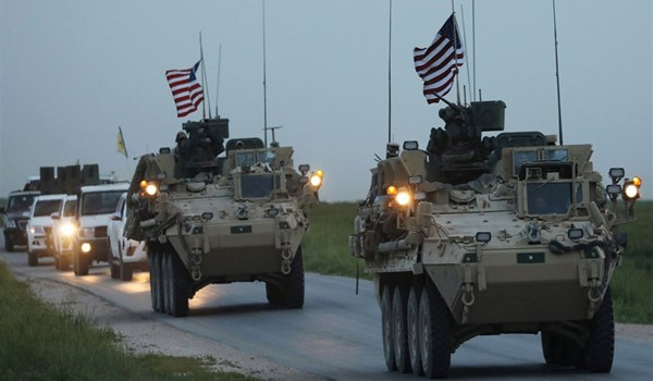 US Army Sends Equipment from Ein Al-Assad to Syria