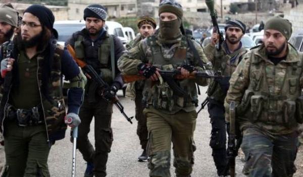 Turkey Recruiting New Terrorist Group in Northern Syria