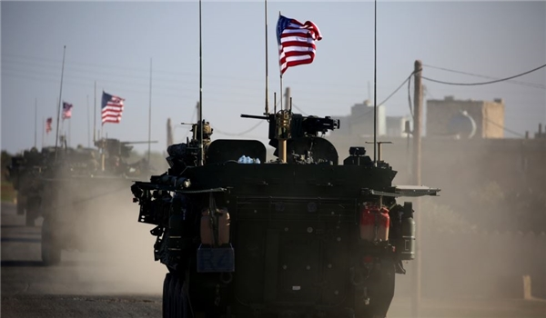 US Continues Sending Syria-Bound Military Cargoes