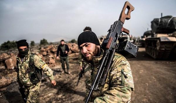 Dissident Source: Turkey Attempting to Merge Terrorist Groups in Syria