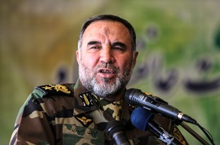 Commander Underlines Iranian Ground Force's High Mobility