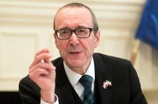 Austrian Envoy Lauds Iran's Anti-Coronavirus Efforts