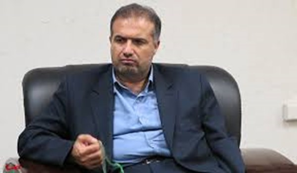 Envoy Thanks Russia for Supporting Iran's Fight against Coronavirus