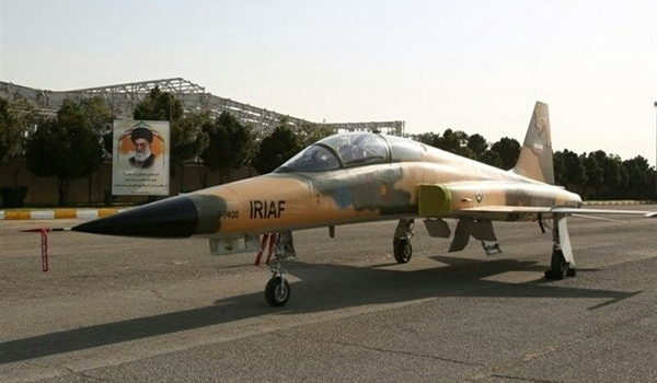 Iranian Army Equipped with 3 Home-Made Kowsar Fighter Jets