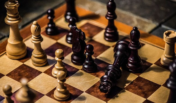 Iranian Chess Player Tops 5th Round of Asian Championships