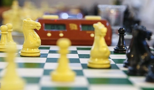 Iranian Chess Player Crowned at Int'l Championships in Baku