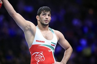 Iran's Wrestler Wins UWW Virtual Competition