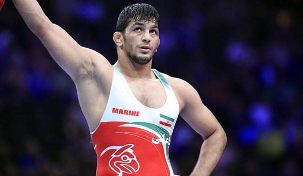 Iran's Wrestler Wins UWW Virtual Competition