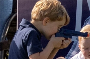 Most Kids Can't Tell Real Guns from Toy Guns
