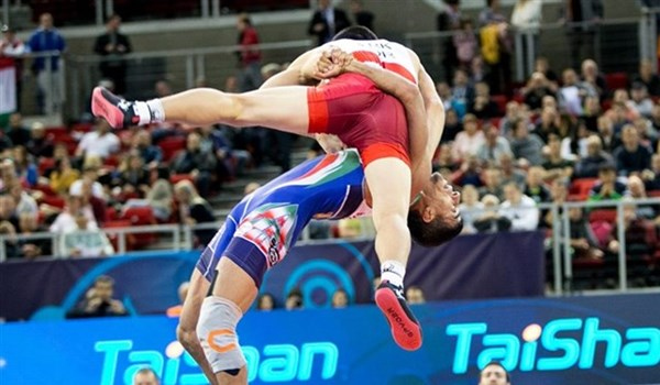Iranian Greco-Roman Wrestlers Claim World Title at U23 Championships in Hungary