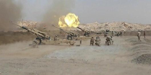 Iraqi Army Destroys Several ISIL Hideouts Near Saudi Borders