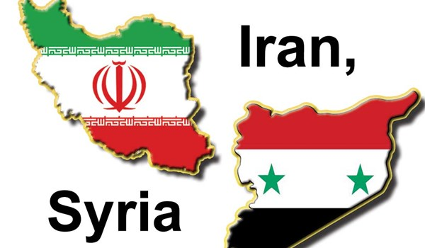 Iran, Syria Determined to Further Increase Trade Ties