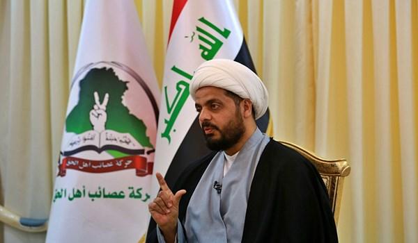 Khazali Reveals Collaboration between Iraqi Leaders, CIA