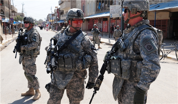Iraq Puts Aside US Forces from Anbar Operations against ISIL