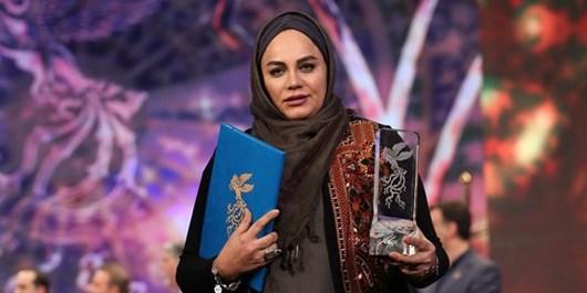 Iranian Female Director Receives Hum Women Leaders Award in Pakistan