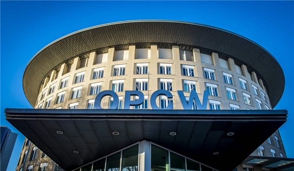 Iran Terms OPCW's Decision on Syria Unacceptable, Politically-Tainted