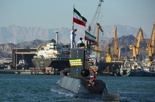 Commander: Iran Pursuing Plans to Build Submarines Equipped with N. Propulsion System