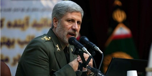 DM Warns of Iran's Tough Response to Any US Hostile Move against Oil Tankers