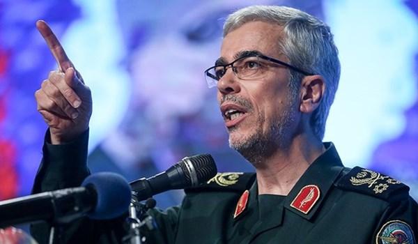 Iran's Top Commander: End of Israel Even Felt in Tel Aviv Streets