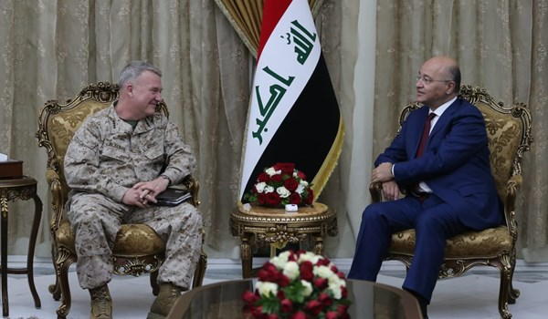Media: US Only after Formation of Anti-Iran Gov't in Iraq