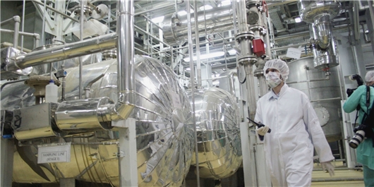 AEOI: New US Sanctions Motivating Iranian Scientists to Step up Efforts