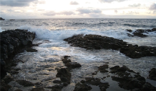 Ocean Responds to a Warming Planet