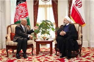 President: Iran Prepared for Further Development of Ties with Afghanistan