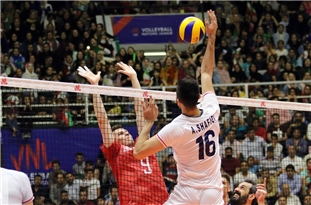 Iran's Volleyball Grabs Ticket to Tokyo 2020 with 3-0 Victory over China