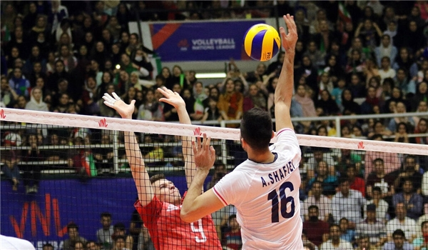 Iranian Judges to Officiate FIVB Nations League