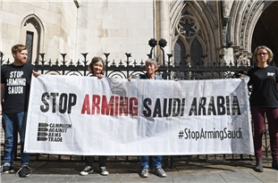 US, UK Must Suspend Arms Sales to Saudi Arabia