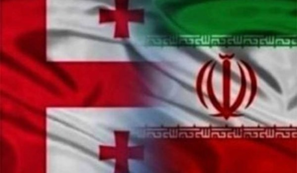 Iran, Georgia Vow to Broaden Economic Cooperation