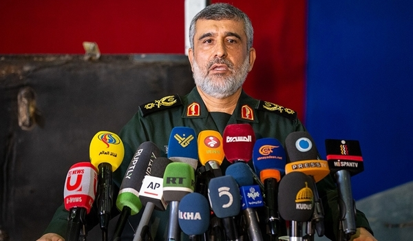 IRGC Aerospace Force Commander: Iran Able to Control Solid-Fuel Missiles in Outer Space