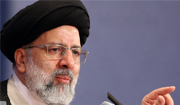Iran's Judiciary Chief: Massive Intifada in Palestine, Region Underway