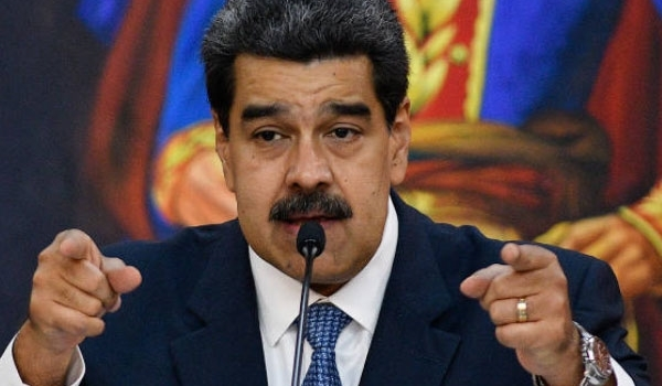 EU Says 'Narco-Terrorism' Charges Against Maduro Part of US Pressure Campaign Against Venezuela
