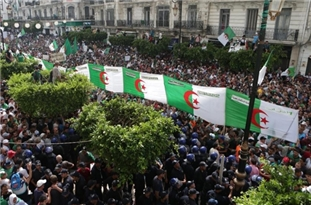 Algeria: Thousands Mark First Anniversary of Anti-Govt. Protest Movement