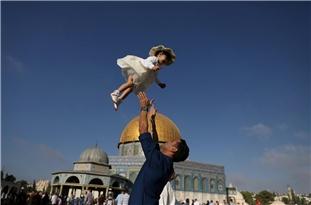 Muslims Around World Celebrate Eid al-Adha