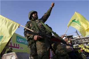 Hezbollah Warns Israeli Enemy by Showing Military Preparedness