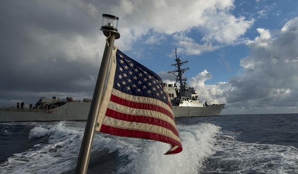 US Navy a Source of Instability in South China Sea
