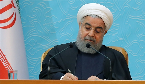 President Rouhani: US Administration Helping Spread of Coronavirus by Anti-Iran Sanctions