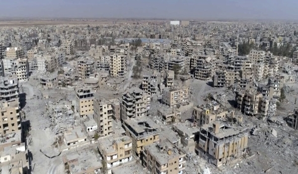 Minister: Iranian Firms Active in Reconstructing Syria